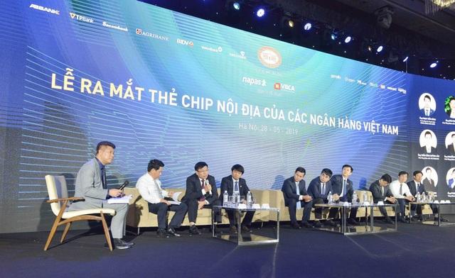 Vietcombank – Một trong 7 ngân hàng đầu tiên tại Việt Nam tiên phong triển khai thẻ chip nội địa - 3