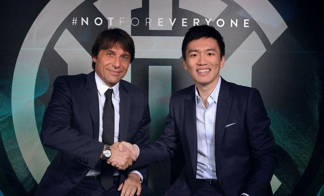 Inter chính thức bổ nhiệm HLV Conte - 1