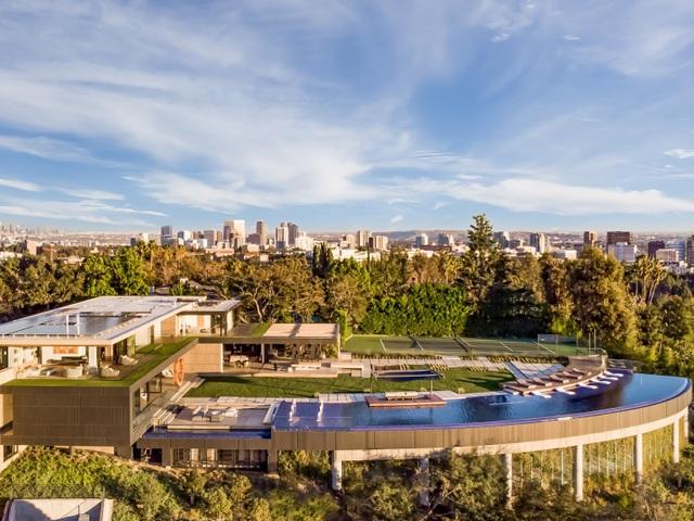 Bên trong biệt thự xa hoa mới mua đắt giá nhất Los Angeles của tỷ phú giấu tên người Ả Rập - 2