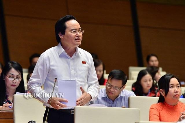 Bộ trưởng Nhạ nhận trách nhiệm cá nhân về vụ gian lận thi cử - 1