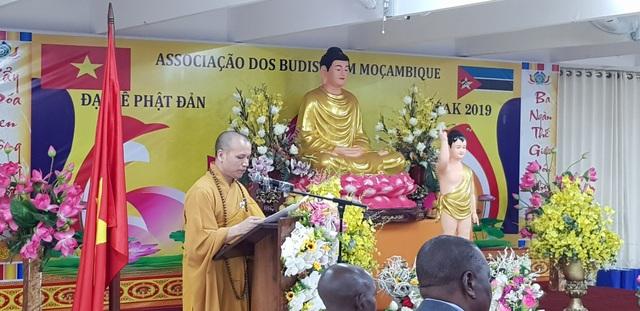 Cộng đồng người Việt tại Mozambique tổ chức Đại lễ Phật Đản Vesak 2019 - 3