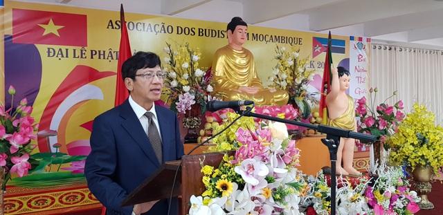 Cộng đồng người Việt tại Mozambique tổ chức Đại lễ Phật Đản Vesak 2019 - 1