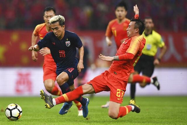 Thái Lan có nguy cơ mất Chanathip ở trận đấu với đội tuyển Việt Nam - 2
