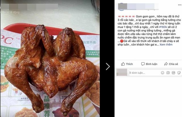 80 ngàn đồng/con gà nướng Trung Quốc, dân Việt ham đồ thải loại bên kia biên giới - 1