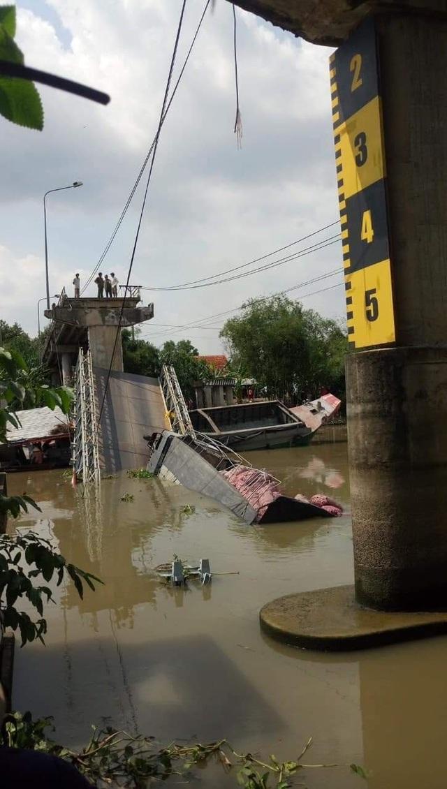 Bộ GTVT gửi công văn khẩn khắc phục sự cố sập cầu ở Đồng Tháp - 3