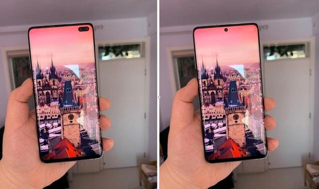 Ảnh bản dựng hoàn chỉnh cho thấy thiết kế của Galaxy Note10 - 2