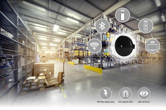Chủ động tiết kiệm năng lượng khi điện tăng giá với các giải pháp chiếu sáng thông minh - 2
