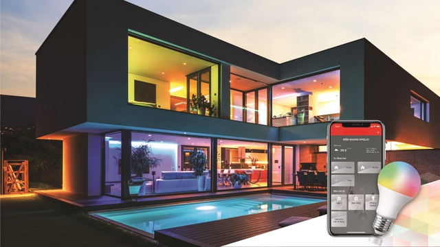 Chủ động tiết kiệm năng lượng khi điện tăng giá với các giải pháp chiếu sáng thông minh - 3