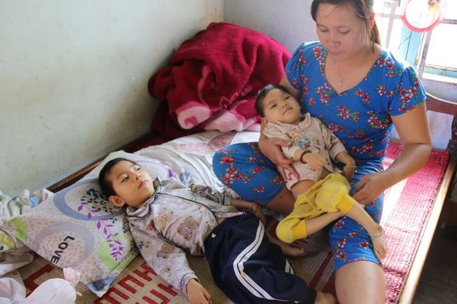 Nỗi đau cùng cực của người phụ nữ sinh 2 con gái não chất trắng khiến chị nghĩ chuyện quyên sinh - 6