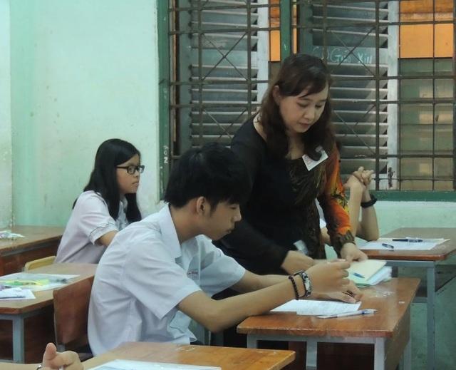TPHCM: Điều động hơn chục nghìn người phục vụ thi lớp 10 - 1