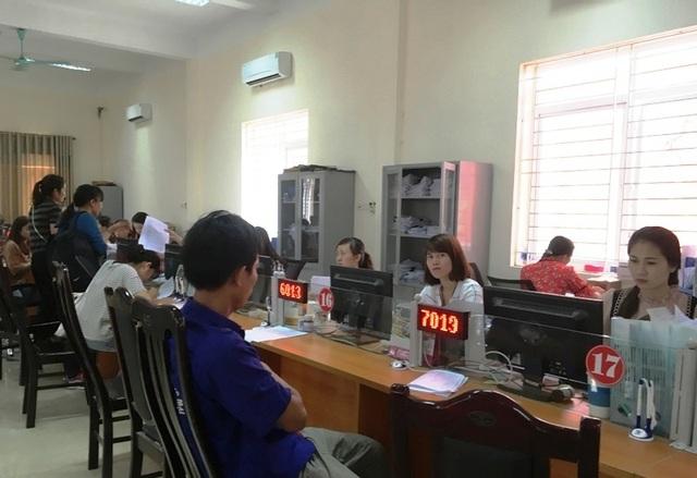 Thanh Hoá: Gần 7.000 lao động đăng ký hưởng trợ cấp thất nghiệp - 2