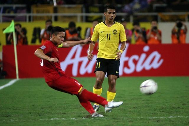 Quế Ngọc Hải nói gì trước cuộc so tài với đội tuyển Thái Lan? - 1
