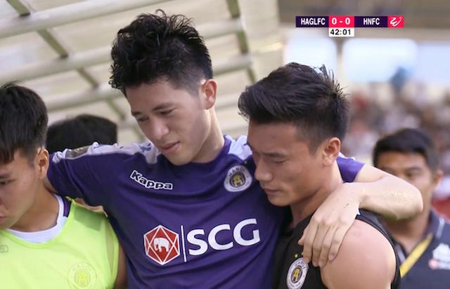 Đình Trọng lỡ hẹn với Kings Cup 2019, Thành Chung thay thế - 1