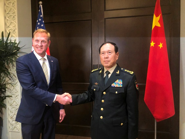 """Mỹ chỉ trích Trung Quốc quân sự hóa """"quá đáng"""" Biển Đông - 1"""