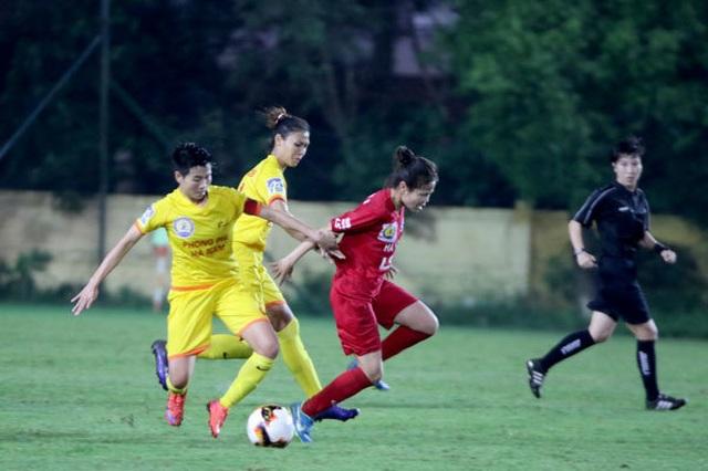Phong Phú Hà Nam vô địch giải Nữ Cúp Quốc gia – Cúp LS 2019 - 1