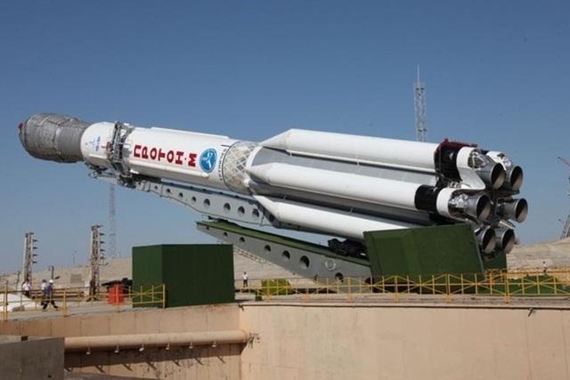"""Mỹ ra """"đòn hiểm"""" với ngành công nghiệp vũ trụ Nga                                 - 1"""