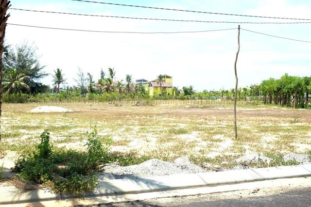 Dự án bất động sản bỏ hoang, chậm triển khai