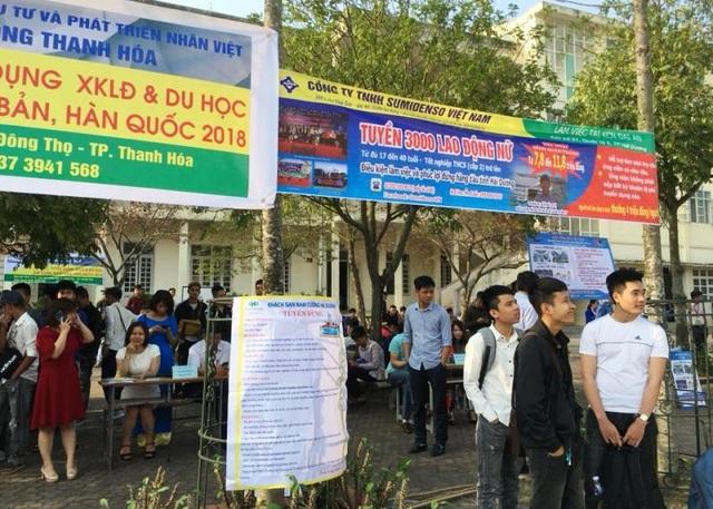 Thanh Hoá: Doanh nghiệp tuyển 26.000 lao động qua 5 tháng đầu năm 2019 - 6