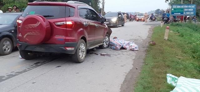 Hai phụ nữ tử nạn dưới bánh xe ô tô - 1