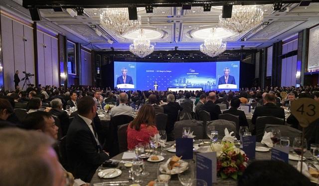 """Đối thoại Shangri-La: Mỹ và Trung Quốc không nên ép các nước nhỏ phải """"chọn phe"""" - 2"""