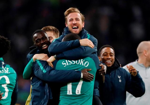 """Chung kết Champions League: Tottenham - Kẻ sống gần """"cái chết"""" - 1"""