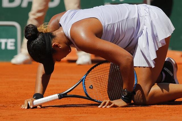 Roland Garros 2019: Djokovic vào vòng bốn, Osaka bất ngờ thua trận - 2