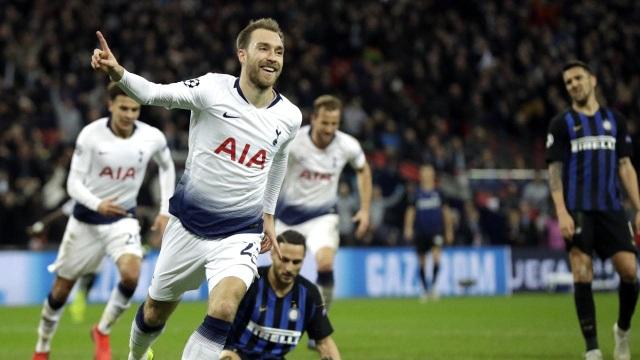 Hành trình may mắn tới chung kết Champions League của Tottenham - 1