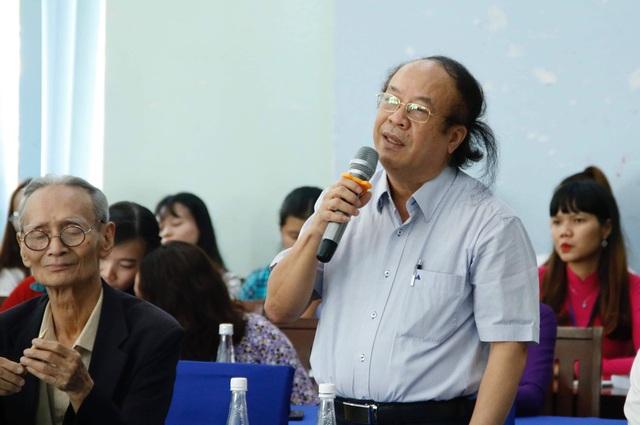 Kỷ niệm 100 năm ngày sinh cố Giáo sư Hoàng Như Mai, bàn về cách dạy và học văn thời 4.0 - 2