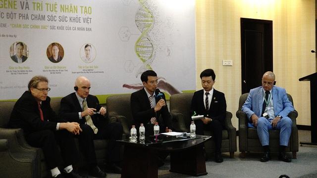 Cựu nhân viên Google xây dựng trung tâm giải mã gene hàng đầu châu Á tại Việt Nam - 1