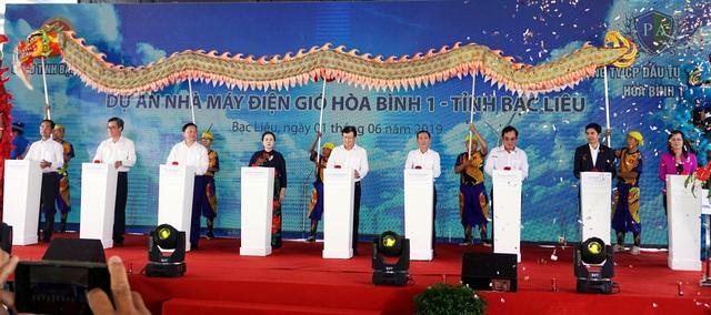 Bạc Liêu khởi công thêm một nhà máy điện gió 3.000 tỷ đồng - 1