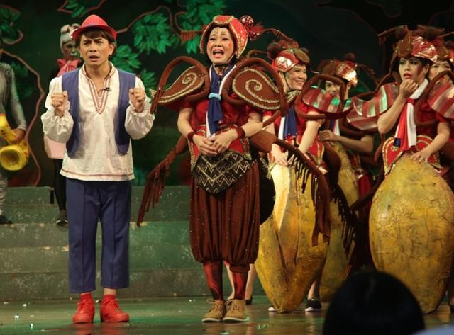 Đạo diễn Lê Hoàng và Đình Toàn tiết lộ bí mật ít biết sau các vở kịch thiếu nhi - 2