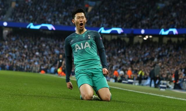 Hành trình may mắn tới chung kết Champions League của Tottenham - 3