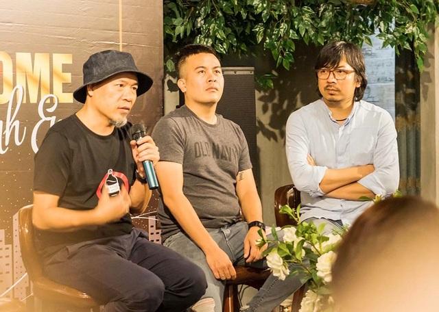 Nhạc sĩ Huy Tuấn, đạo diễn Đinh Tiến Dũng mang nhạc phòng trà đến với từng nhà - 2
