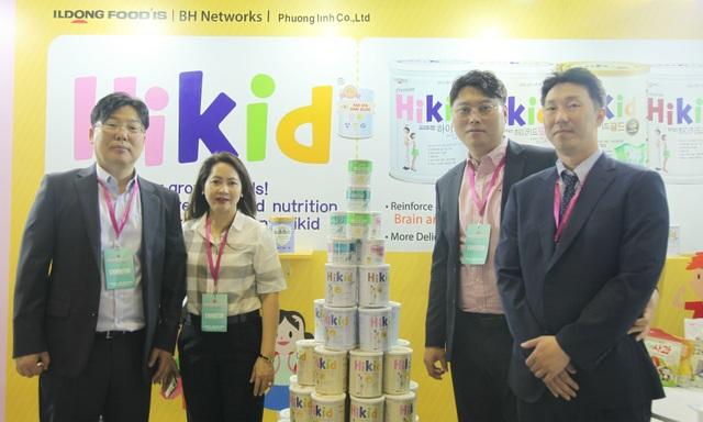 Đến Hội chợ triển lãm VietbabyFair 2019 tìm sữa tăng chiều cao cho bé - 2
