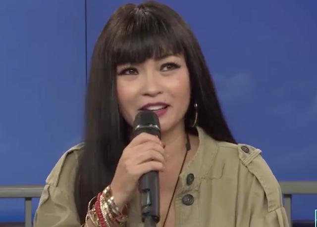 """Phản ứng bất ngờ của Phương Thanh trước tin đồn """"đồng tính, hay đánh người"""" - 1"""