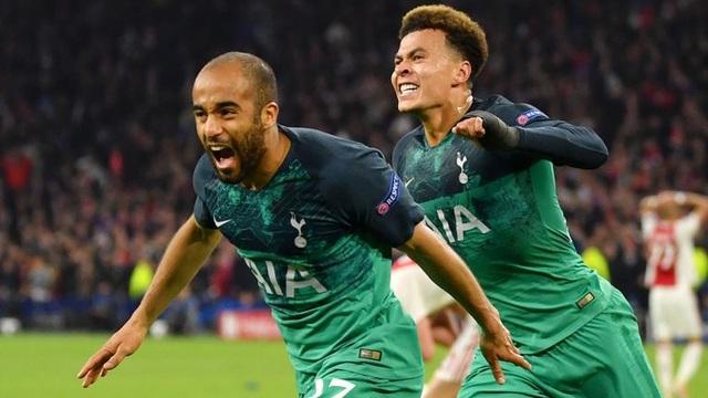 Hành trình may mắn tới chung kết Champions League của Tottenham - 4