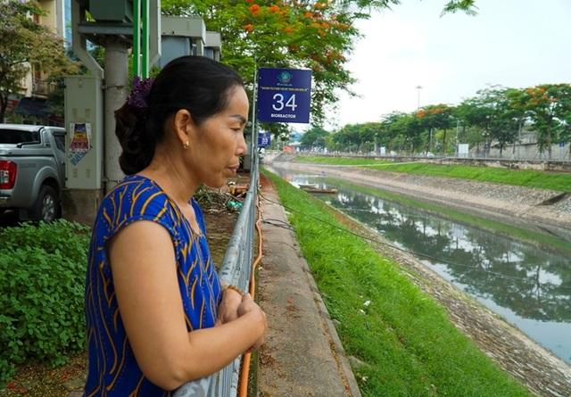 Nước sông Tô lịch đổi màu sau nửa tháng lọc bằng công nghệ Nhật - 3