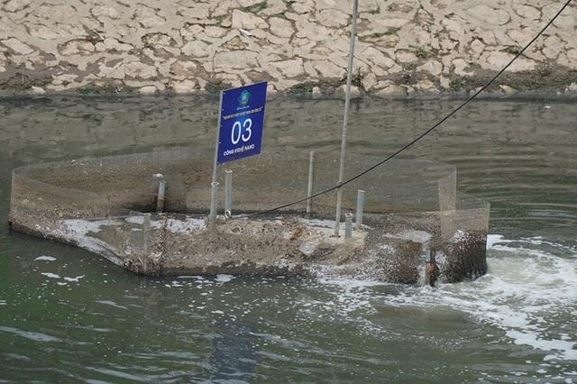 Nước sông Tô lịch đổi màu sau nửa tháng lọc bằng công nghệ Nhật - 6