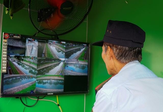 Nước sông Tô lịch đổi màu sau nửa tháng lọc bằng công nghệ Nhật - 7