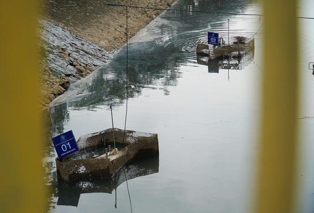 Nước sông Tô lịch đổi màu sau nửa tháng lọc bằng công nghệ Nhật - 8