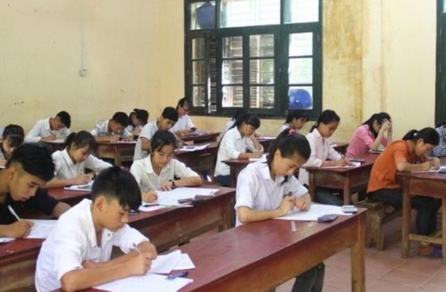 Thanh Hóa công bố phương án thi vào lớp 10 THPT - 1