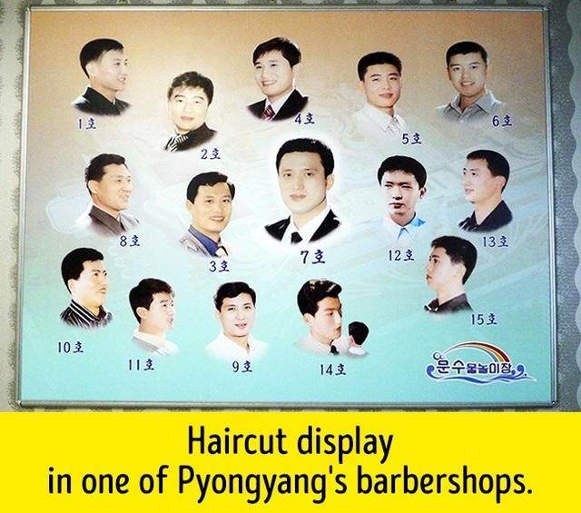 12 luật cấm kỳ lạ ở Triều Tiên khiến cả thế giới kinh ngạc - 12