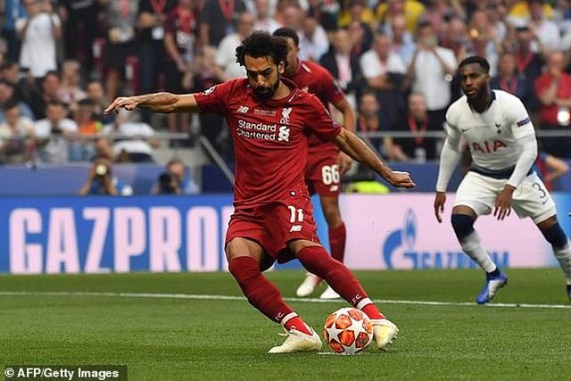 Nhìn lại chiến thắng ngọt ngào của Liverpool trước Tottenham - 10