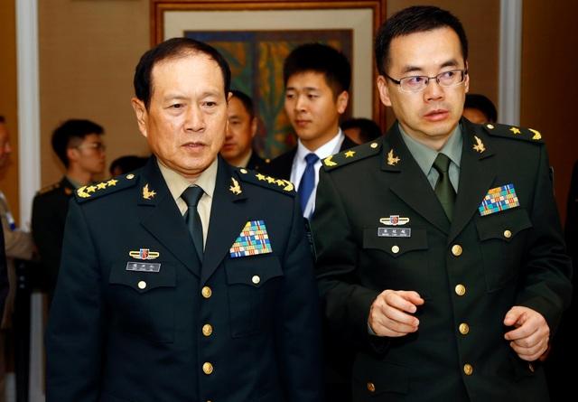 Trung Quốc chỉ trích Mỹ, thề chiến đấu đến cùng về Đài Loan - 3