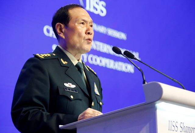 Trung Quốc chỉ trích Mỹ, thề chiến đấu đến cùng về Đài Loan - 1