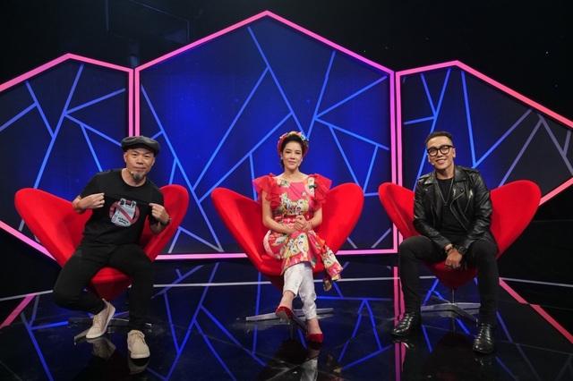 Nam MC VTV run run bật khóc trước Thu Phương - 3