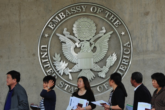 Mỹ không cấp visa nếu không có tài khoản mạng xã hội rõ ràng - 1
