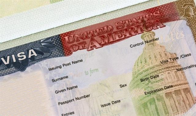 Người xin thị thực vào Mỹ buộc phải cung cấp tài khoản mạng xã hội - 1