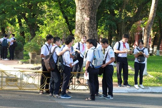 Huế: Hơn 5.300 thí sinh thi vào lớp 10 năm 2019 - 3