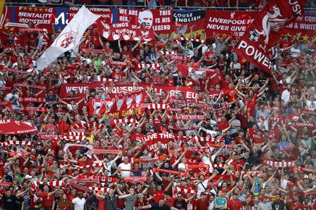 Nhìn lại chiến thắng ngọt ngào của Liverpool trước Tottenham - 2